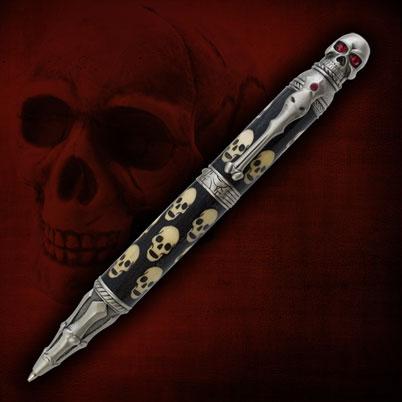Laser Kit Skull Pen Skulls Woodturningz