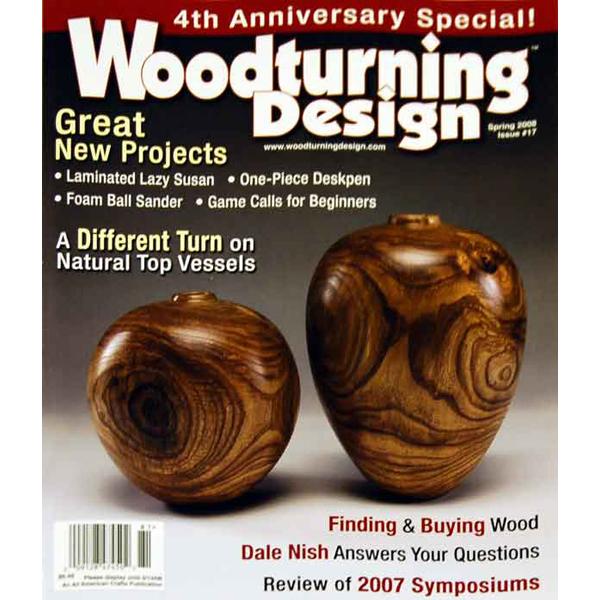 Wood Turning Design 17 Spring 2008 Woodturningz