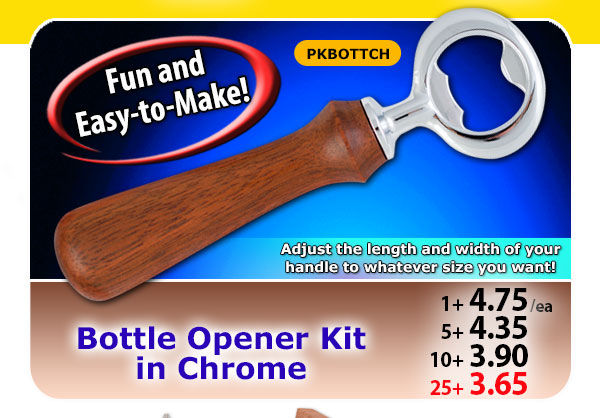 Bottle Opener Kit