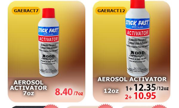 Aerosol Activators