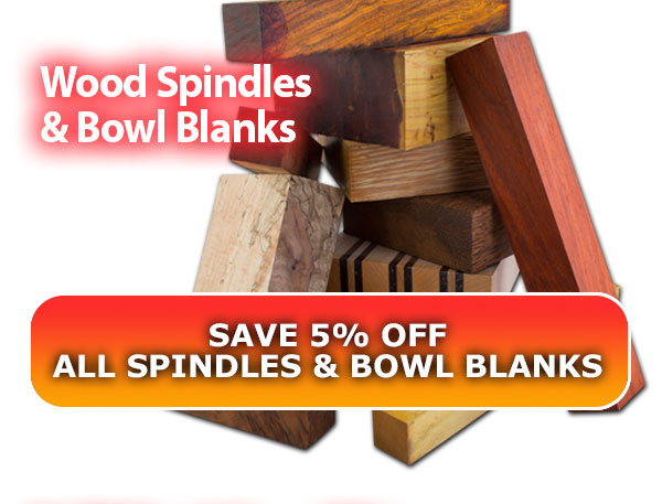 Wood Bowl & Spindle Blanks