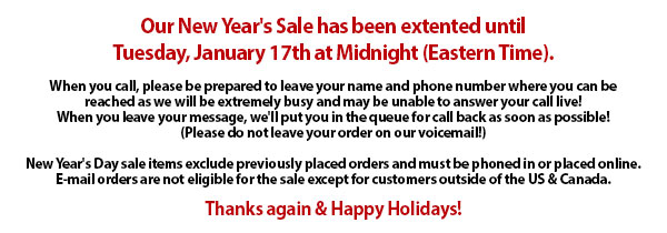 Sale Ends Jan 17, 2017 at midnight (EST)