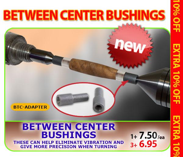Between Center Bushings