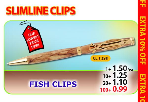 Slimline Clips