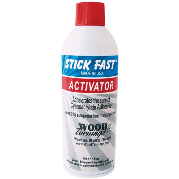 CA Glue Aerosol Activator (12oz Spray Can) - WoodTurningz