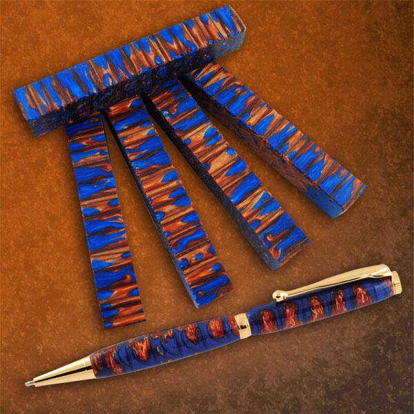 Pen Blanks \u2013 blk267