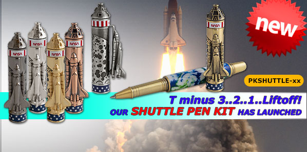Shuttle Pen Kits