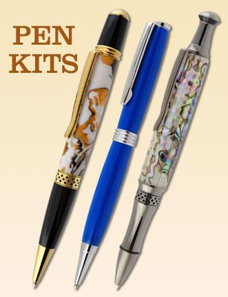Pen Kits Woodturningz